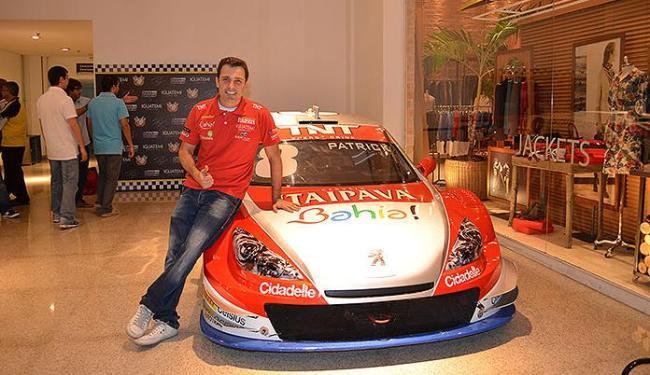 Uma das atrações da prova em Salvador será Patrick Gonçalves, único piloto baiano no grid - Foto: Divulgação