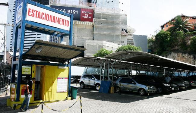 Procon fiscaliza estacionamentos privados em Salvador - Foto: Mila Cordeiro| Agência A TARDE