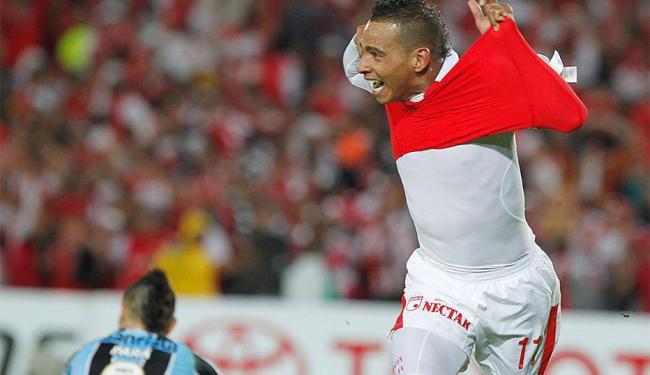 Bastou um gol para tirar o Grêmio das quartas-de-final - Foto: Agência Reuters