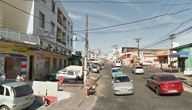 Crime aconteceu na Rua Direta - Foto: Reprodução | Google Street View