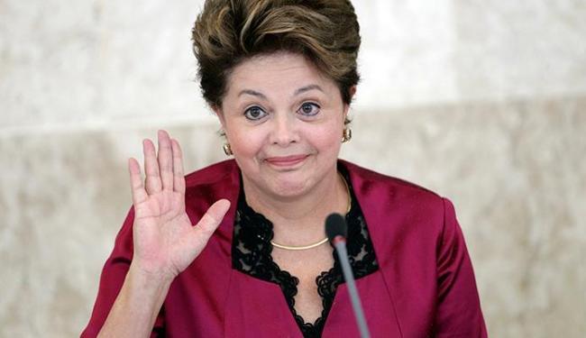 Dilma informou que o setor de serviços foi responsável por quase a metade dos empregos - Foto: Ueslei Marcelino   Agência Reuters
