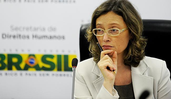 Maria do Rosário acusa oposição por espalhar boatos sobre cancelamento - Foto: Fabio Rodrigues Pozzebom   ABr