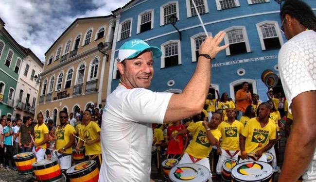 Segundo testemunhas, piloto visitou babalorixá antes de conquistar 2º lugar no GP Bahia de Stock Car - Foto: Miguel Costa Jr. / MF2 / Divulgação