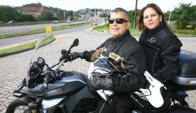Ricardo e Jaqueline Mendes saem de Salvador no dia 15 de junho rumo a cidade de Cuzco (Peru) - Foto: Luciano da Matta | AG A TARDE