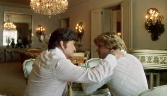 Michael Douglas e Matt Damon dão show de interpretação - Foto: Divulgação