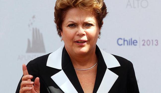 Dilma alcançou o 2ª lugar após a saída de Hillary Clinton do posto de secretária de Estado - Foto: PAOLO AGUILAR / Agência EFE