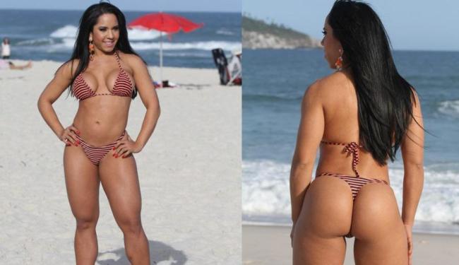 Mulher Melão agora quer encontrar o namorado ideal - Foto: Reprodução | Twitter