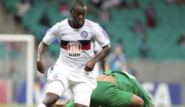 Zé Roberto marcou apenas dois gols desde sua chegada no Bahia, no início de 2012 - Foto: Eduardo Martins | Ag. A Tarde