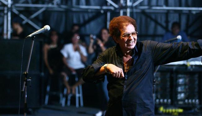 Cantor faz show neste sábado, às 20h30 - Foto: Thiago Teixeira   Ag. ATARDE