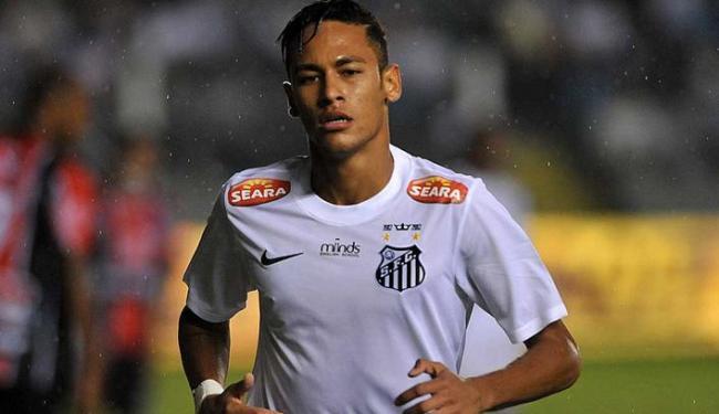 Santos aceitou vender Neymar; jogador vai decidir se o seu destino será o Real Madrid ou o Barcelona - Foto: Ivan Storti / Santos FC / Divulgação
