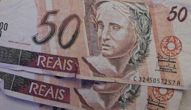 Maior número de notas falsificadas recolhidas foi de R$ 50 - Foto: Margarida Neide | Ag. A TARDE