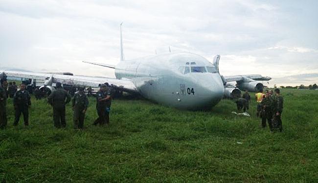 A aeronave é conhecida como