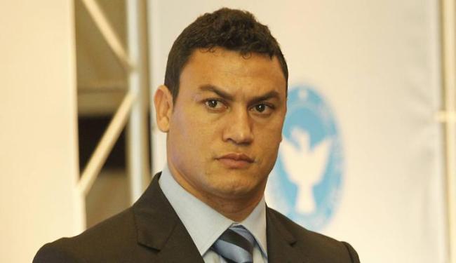 O deputado federal Acelino Popó Freitas é um dos parlamentares integrantes da comissão - Foto: Eduardo Martins | Ag. A Tarde