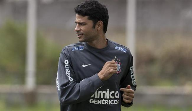 O ex-jogador do Corinthians William rejeitou o cargo de executivo de futebol no Bahia - Foto: DANIEL AUGUSTO JR/Agência Estado