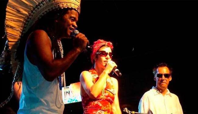 Brown, Marisa Monte e Arnaldo Antunes compuseram Joga Arroz - Foto: Divulgação