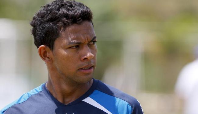 O atacante Wallyson, ex-Cruzeiro e que está no São Paulo, pode ser um dos reforços do Bahia - Foto: Washington Alves / VIPCOMM