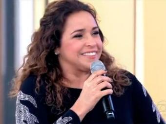 Daniela Marcury foi a convidada especial do programa Encontro com Fátima Bernardes - Foto: TV Globo | Reprodução