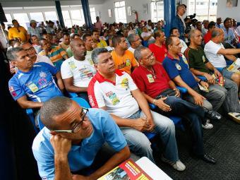 Categoria tem assembleia marcada para a próxima quarta-feira - Foto: Marco Aurélio Martins | Ag. A TARDE