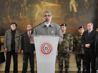 Lugo foi presidente do Paraguai de 2008 a junho de 2012 - Foto: Rafael Alejando Urzúa