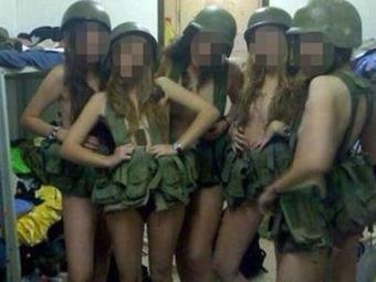 Fotos postadas em rede social causam problemas para as recrutas - Foto: Reprodução | Facebook