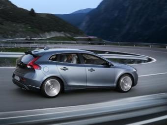Volvo lança o hatch V40 - Foto: Divulgação