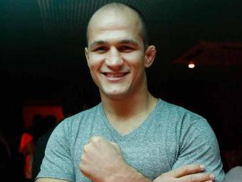 Junior Cigano promete recuperar o cinturão - Foto: Marco Aurélio Martins | Ag. A TARDE