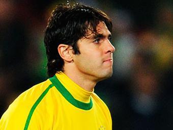 Clube italiano descarta contratação de Kaká - Foto: Franck Fife | AFP
