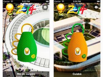 Aplicativos foram criados após proibição das caxirolas nos estádios - Foto: Reprodução | iTunes