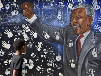 Mandela foi internado no sábado, 8 - Foto: Agência Reuters
