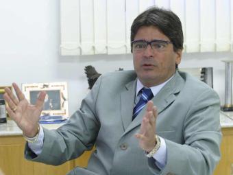 De acordo com vice-presidente Carlos Falcão, pendência com Banco Central impedia acerto com a Caixa - Foto: Abmael Silva | Ag. A TARDE