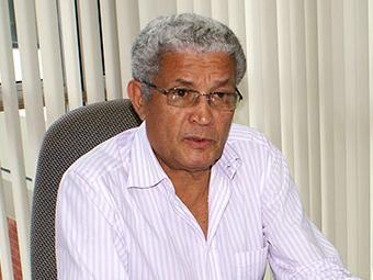 Natálio Dantas, presidente do Sinepe: