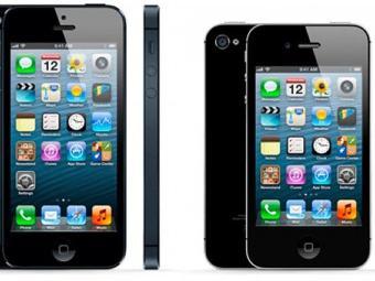 iPhone 5 é maior que o antecessor, o 4S - Foto: Divulgação