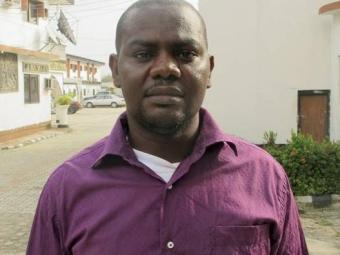 Harrison Okene estava em barco que afundou na costa da Nigéria - Foto: Agência Reuters