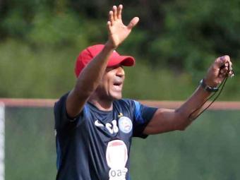 Na volta aos treinos, nesta sexta, 4, Cristóvão Borges terá todo o elenco do Bahia à sua disposição - Foto: Eduardo Martins | Ag. A TARDE