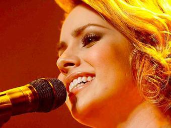 Sandy diz que novo álbum mostra positividade - Foto: Divulgação
