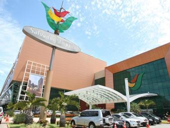 Assim como o Salvador Shopping, outros estabelecimentos fecham durante os jogos - Foto: Vaner Casaes   Ag. A TARDE