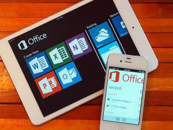 Pacote da Microsoft chega para dispositivos iOS - Foto: Divulgação