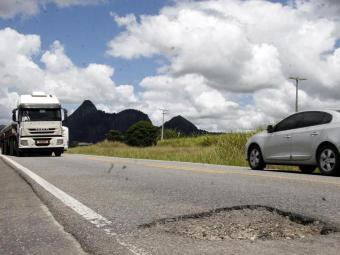 BR-101, que corta a Bahia, também passou por estudo - Foto: Mário Bittencourt   Arquivo   Ag. A TARDE