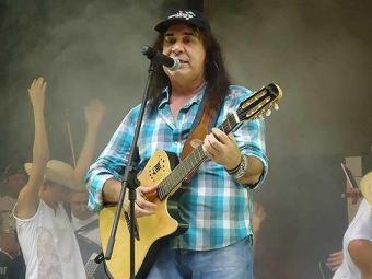 Zelito canta na segunda-feira em Santo Amaro - Foto: Divulgação