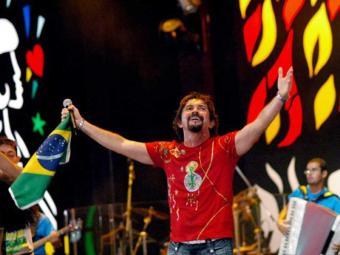 O forrozeiro Adelmario Coelho anima o São João de Catu - Foto: Divulgação