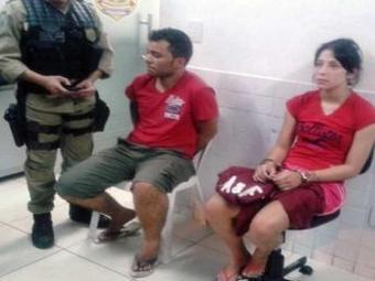 Autuados por tráfico de drogas eram do Rio Grande do Norte - Foto: Divulgação | PRF
