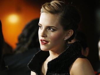 Emma Watson é uma das cogitadas à protagonista do filme - Foto: Agência Reuters