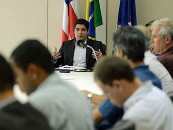 Prefeito de Salvador falou também das manifestações na cidade - Foto: Valter Pontes   Divulgação   Agecom