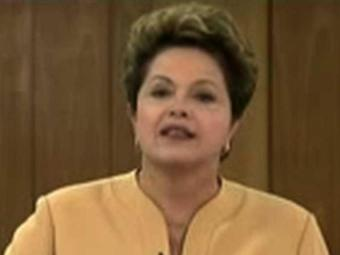 Dilma diz que chamará prefeitos e governadores para discutir mobilidade urbana - Foto: Reprodução