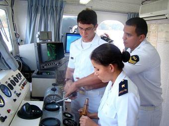 Os aprovados participarão do curso de formação de oficiais da Marinha Mercante - Foto: Arquivo Ciaba l Divulgação