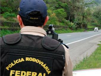 Salário inicial da PRF é de R$ 6.106,81 - Foto: Divulgação | PRF