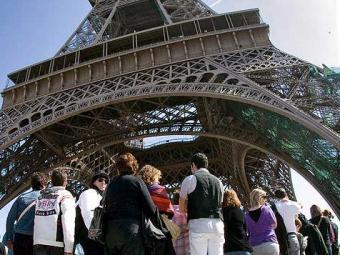 O monumento recebe cerca de 25 mil visitas por dia - Foto: Agência EFE