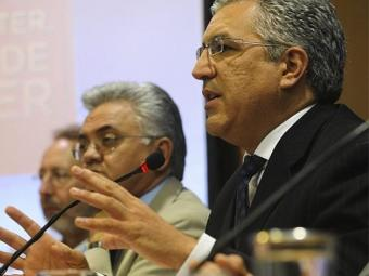 Padilha apresenta dados do Provab - Foto: José Cruz l Agência Brasil