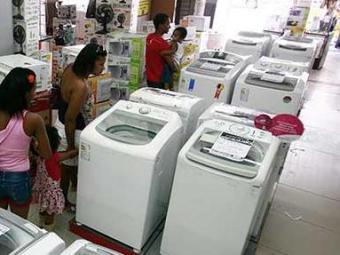 Ministro anuncia a recomposição parcial do IPI para a linha branca e móveis a partir de 2ª - Foto: Raul Spinassé | Ag. A TARDE