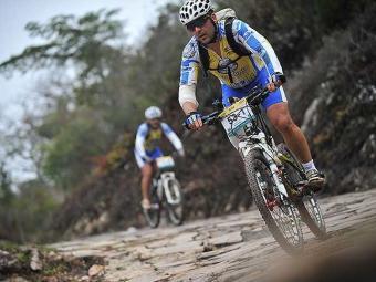 É possível perder até 500 calorias com pedaladas - Foto: Ivan Padovani | Divulgação